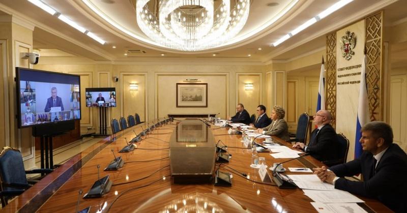 Президиум Совета Законодателей РФ определил порядок взаимодействия федеральных и региональных законодателей по приведению правового поля страны в соответствие новой Конституции