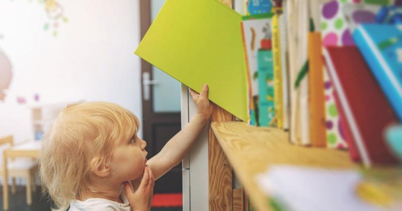 Проект «Книжные сезоны» пройдет в августе в онлайн-формате и будет посвящен детям