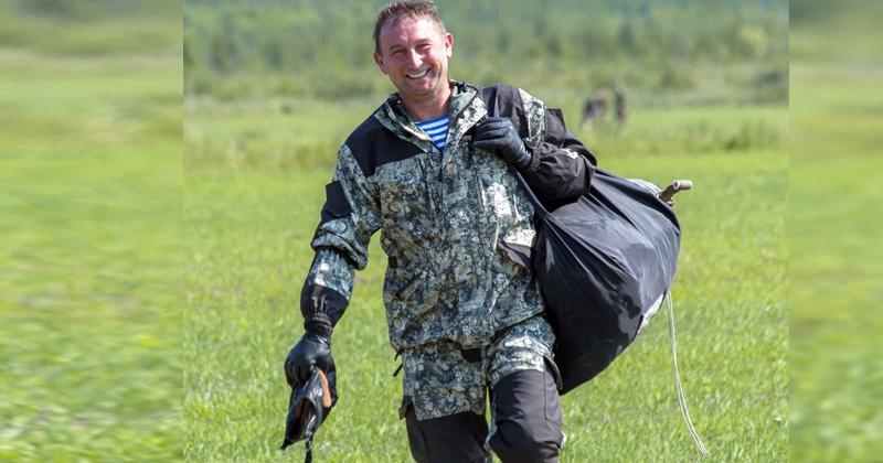 Эдуард Козлов рассказал о настоящих десантниках и как Магадан встретит День ВДВ