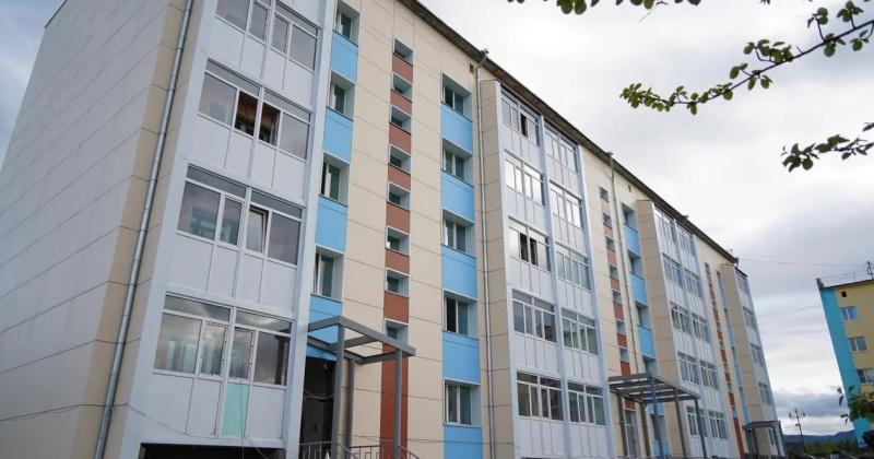 Жители Атки смогут переехать в новый дом в Палатке в сентябре