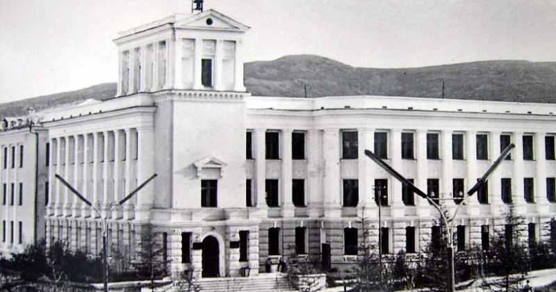 Магаданский горный техникум был создан 72 года назад