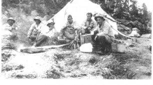 Первая Колымская экспедиция под руководством Ю.А.Билибина (1928)