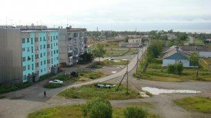 Поселок Армань