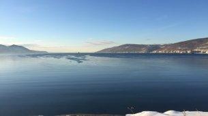Бухта Нагаева. Охотское море