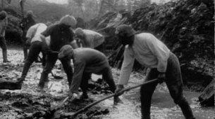 Добыча золота в годы Совнархоза