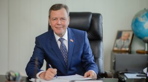 Председатель Магаданской областной Думы