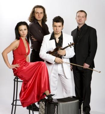 13 декабря - концерт ансамбля Mario Durand & Tango para tres.