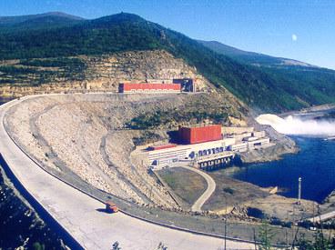 Колымская ГЭС: 40 лет света.