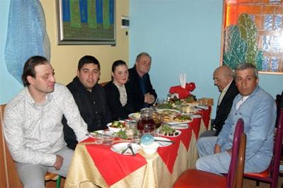В Магадане начала работу областная общественная организация «Грузинская национальная диаспора»
