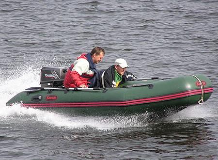 Надувные ПВХ лодки