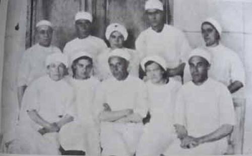 68 лет назад Приказом ГУСДС № 547 на Левом берегу организована Центральная больница УСВИТЛА в пос. Дебин