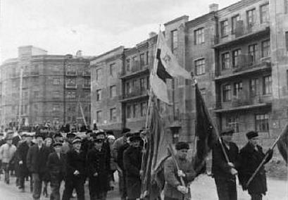 Колымская весна 1945 года