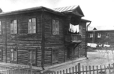 82 года назад в Магадане началось строительство первой гостиницы