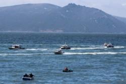 В бухте Нагаева состоялся ежегодный смотр судов ГИМС