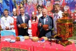 Фестиваль «Территория дружбы», посвященный Дню России, прошел в Магадане