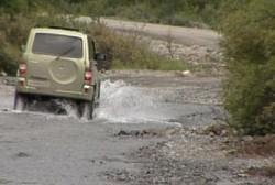 Закрыто движение для всех видов транспорта на дороге «Герба – Омсукчан»