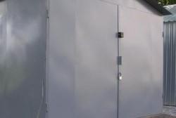 Незаконно установленные постройки ликвидируют в Магадане