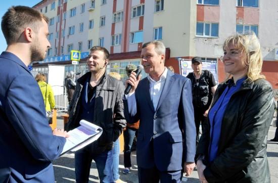 """""""Арбат-фестиваль"""" поддержали несколько десятков общественных организаций и объединений колымской столицы"""