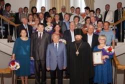 Губернатор Магаданской области вручил колымским семьям медали «За любовь и верность»