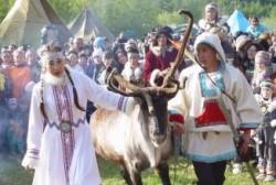 В Магаданской области празднуют международный день коренных народов мира