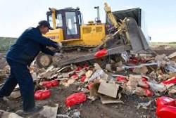 В Магаданской таможне обсудили Указ Президента РФ об уничтожении запрещенных к ввозу в Россию сельхозтоваров