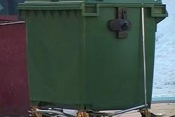 Самым распространённым нарушением управляющих компаний в сфере ЖКХ является ненадлежащие содержание контейнерных площадок