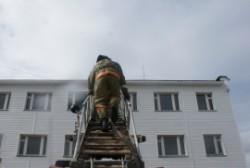 Магаданские пожарные ликвидировали возгорание в квартире по ул. Якутская