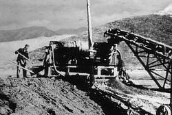 80 лет назад в структуре Управления горнопромышленного строительства Дальстроя  организован проектно-изыскательский отдел