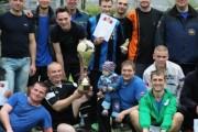 В Магадане завершились соревнования по футболу среди сотрудников МЧС