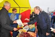 42-я сельскохозяйственная ярмарка «Дары земли и моря»  собрала в Магадане сотни северян