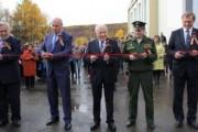 В колымском поселке Палатке открыт мемориальный комплекс «Рубеж Славы»