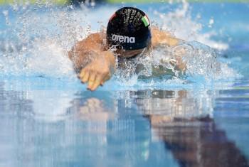 18 медалей привезли магаданцы с соревнований ДВФО по плаванию