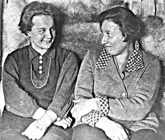 105 лет со дня рождения Татьяны Михайловны Маландиной