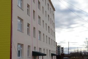На Колыме сдан очередной объект капитального ремонта