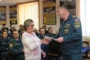 Ветераны Гражданской обороны посетили магаданское спасательное ведомство