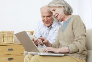 Магаданским пенсионерам пенсия по интернету