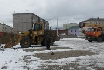 Комиссия по сносу самовольно установленных некапитальных построек продолжает расчистку дворов