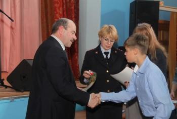 Школьники Колымы посетили правовые практикумы и лекции школы юных правоведов «Закон и подросток»