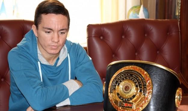 Магаданец Вячеслав Мирзаев поборется за звание чемпиона мира по версии UBO