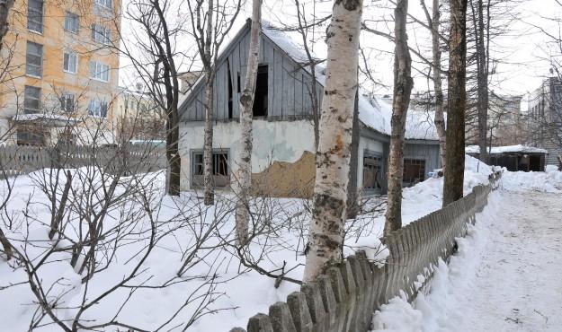 В 2016 году в Магадане на территории  старого здания Охотско-Колымского краеведческого музея планируется построить новое