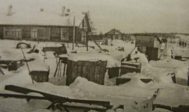 К концу 1941 года в ведении ГКО Дальстроя находилось пять транзитных городков и общежитие № 3 бывшего 10-го ОЛПа