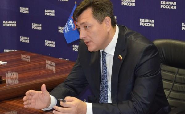 Председатель Магаданской городской Думы Андрей Попов может стать кандидатом в депутаты Государственной Думы VII созыва