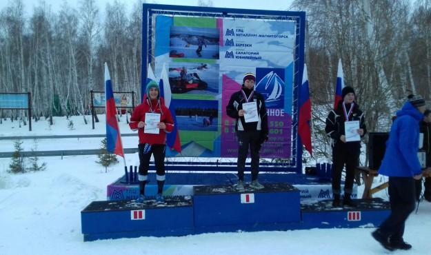 Второе место занял магаданец Валерий Мельчаков в горнолыжном центре «Металлург-Магнитогорск » в рамках Всероссийских соревнований по горнолыжному спорту