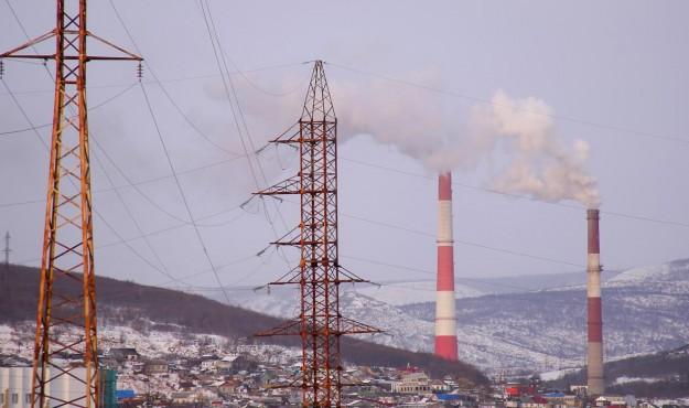 Энергетики Магаданской ТЭЦ заступают на новогоднюю вахту