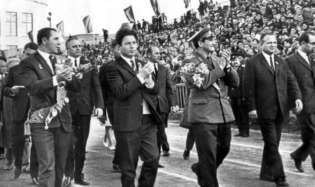 45 лет назад в Магадане прошел первый Всесоюзный турнир по боксу на приз олимпийского чемпиона В. Попенченко