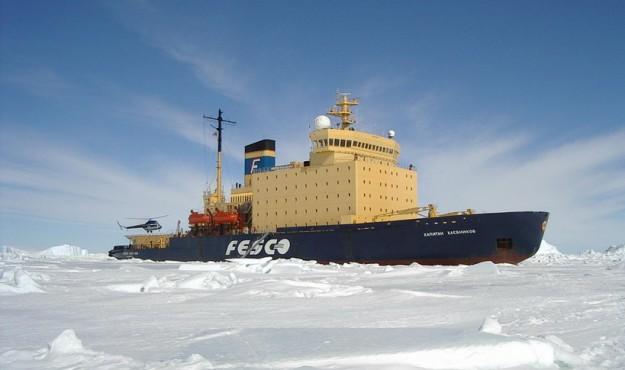 33 года назад на финской судоверфи «Вяртсила» состоялась церемония передачи ледокола «Магадан», построенного для Советского Союза.
