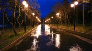 Магаданский городской парк