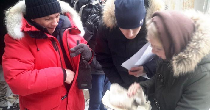 В новогодние каникулы блогеры Магадана искали здания Нагаевской культбазы.