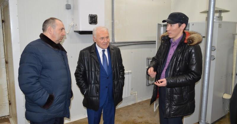На птицефабрике «Дукчинская» подходит к завершению реализация первой части проекта по производству охлажденного мяса птицы