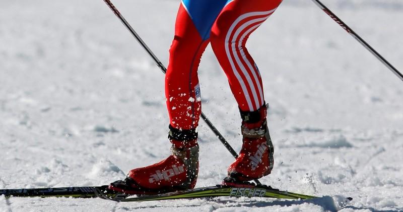 Команда УМВД России по Магаданской области вошла в тройку призеров в соревнованиях по лыжным гонкам